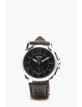 Classic Watch by Boohoo