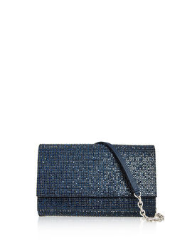 Fizzoni Full Beaded Clutch Bag by Judith Leiber Couture