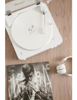 "Audio Technica – Bluetooth Plattenspieler ""At Lp60"" In Weiß by Audio Technica Shoppen"