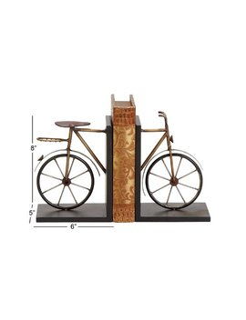 Charlton Home Bicycle Book Ends & Reviews by Charlton Home
