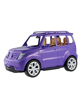 Barbie Suv Vehicle, Purple by Barbie