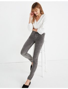"""Petite 10"""" High Rise Skinny Jeans: Corduroy Edition by Madewell"""