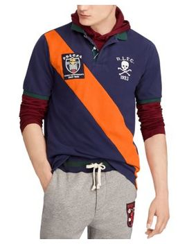 Polo Classic Fit Mesh Polo Shirt by Polo Ralph Lauren