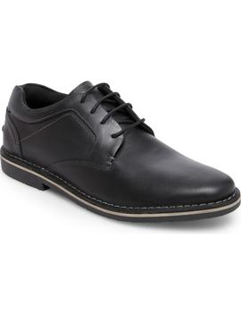 Harver Plain Toe Derby by Steve Madden