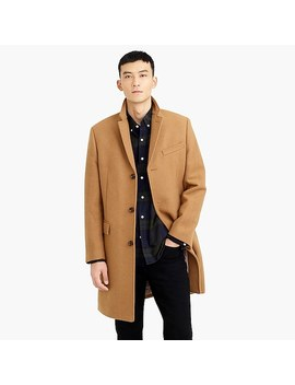 Wool Top Coat by J.Crew