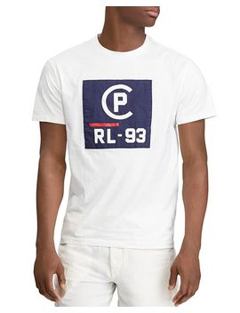 Polo Cp Rl 93 Patch Tee by Polo Ralph Lauren
