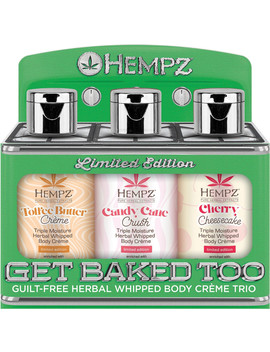 Get Baked Too! by Hempz