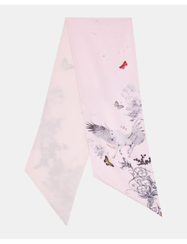 Enchanted Dream Skinny Scarf by Ted Baker