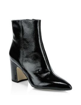 Hilty 2 Patent Boots by Sam Edelman