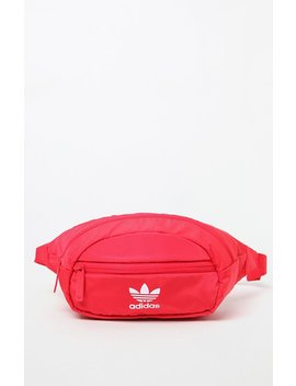 Adidas National Red Waist Pack by Pacsun