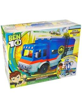 Ben 10 Rustbucket Vehicle Playset by Ben 10
