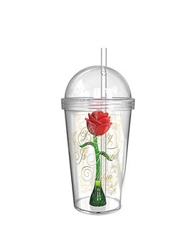 Beauty And The Beast Buba S960 Enchanted Rose Kid's Tumblers 23 Oz. By Zak Designs by Zak Designs