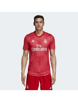 Real Madrid Authentic Third Jersey by Adidas