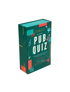 The Games Club   The Ultimate Pub Quiz by The Games Club