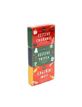 Merry Little Gifts   Set Of 3 Matchbox Games by Merry Little Gifts
