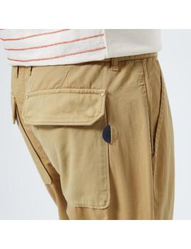 Folk Men's Utility Pants   Sand by Folk