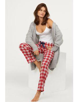 Pantaloni Da Pigiama Flanella by H&M