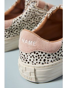 No Name Leopard Arcade Sneakers by No Name
