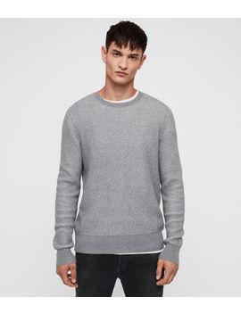Natan Crew Sweater by Allsaints