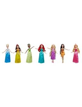 Disney Princess Sparkling Styles Dolls 7pk by Disney Princess