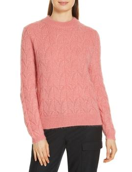 Patterned Sweater by Nordstrom Signature
