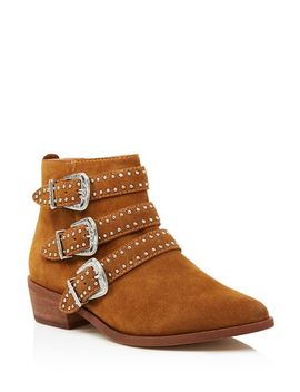 Women's Blane Western Booties   100 Percents Exclusive by Aqua