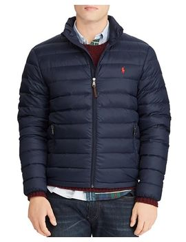 Packable Down Puffer Jacket by Polo Ralph Lauren