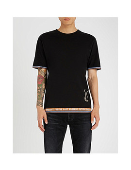 Lamp Print Cotton Jersey T Shirt by Loewe