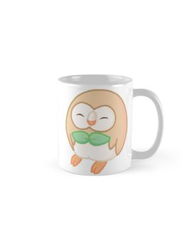 Rowlet by Axeheart