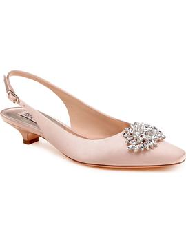 Page Slingback Pump by Badgley Mischka
