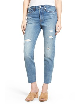 Wedgie High Waist Crop Jeans (Partner In Crime) by Levi's