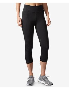 Performer High Rise Three Quarter Clima Lite® Leggings by Adidas