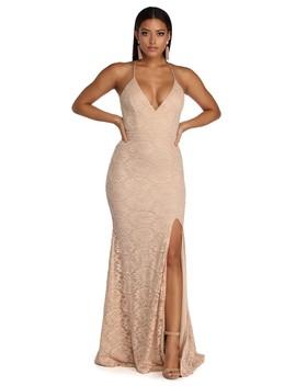 Adalynn Lace Mermaid Dress by Windsor