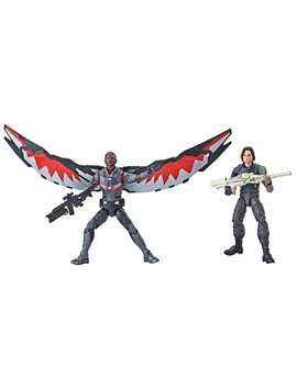 Marvel Legends Series Avengers Infinity War Winter Soldier & Falcon by Marvel