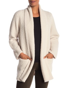 Drape Front Cardigan by Vince