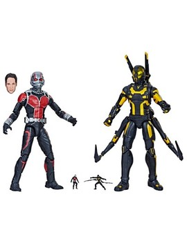 Marvel Studios: The First Ten Years Ant Man: Ant Man And Yellow Jacket by Marvel