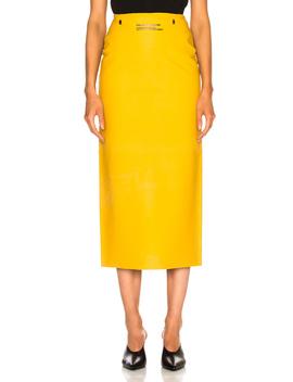 Midi Skirt by Calvin Klein 205 W39 Nyc