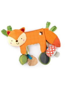 Bright Starts™ Simply Bright Starts™ 2 In 1 Foxy Forest Toy Bar by Bright Starts