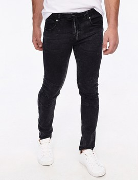 Daniel Jeans With Drawstring by Castro
