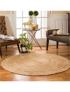 Highland Dunes Syston Hand Braided Beige Area Rug & Reviews by Highland Dunes