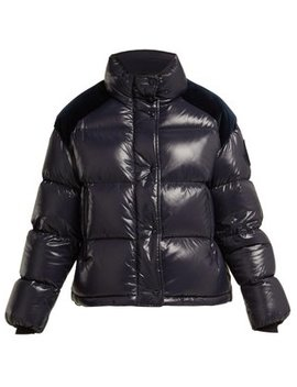 Chouette Quilted Down Jacket by 2 Moncler 1952