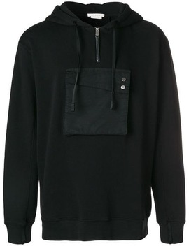 Hooded Sweatshirt by 1017 Alyx 9 Sm