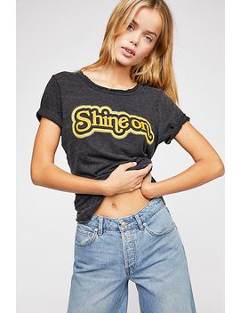 Shine On Tee by Free People