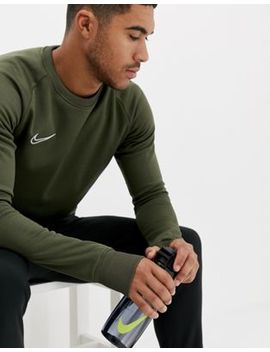 Nike Football Academy Therma Sweat In Khaki Ao9189 325 by Nike