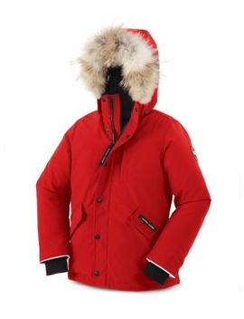 Boys' Logan Parka   Big Kid by Canada Goose