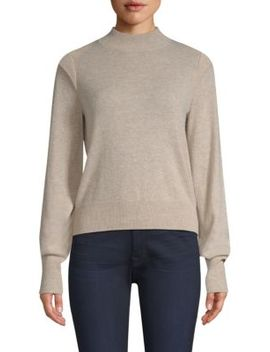 Atilla Wool & Cashmere Turtleneck Sweater by Joie