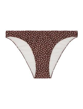 Polka Dot Bikini Briefs by Peony