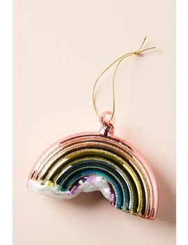 Rainbow Ornament by Anthropologie