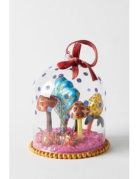Mushroom Forest Ornament by Anthropologie