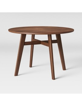 "44"" Maston Dining Table Round Hazelnut   Project 62™   Project 62™ by Shop Collections"
